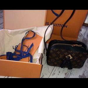 Louis Vuitton Saintouge purse